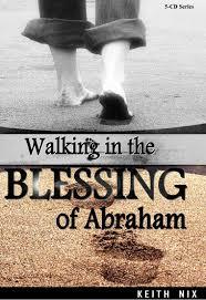 Abraham blessing walk