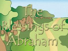 Abraham blessing
