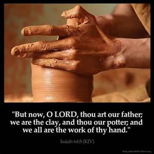 potter Isaiah