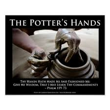 Life in the Potters Hands...