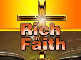 Rich in Faith