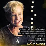 Heidi Baker humility