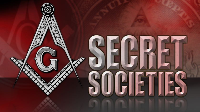 Prayer for Secret Societies