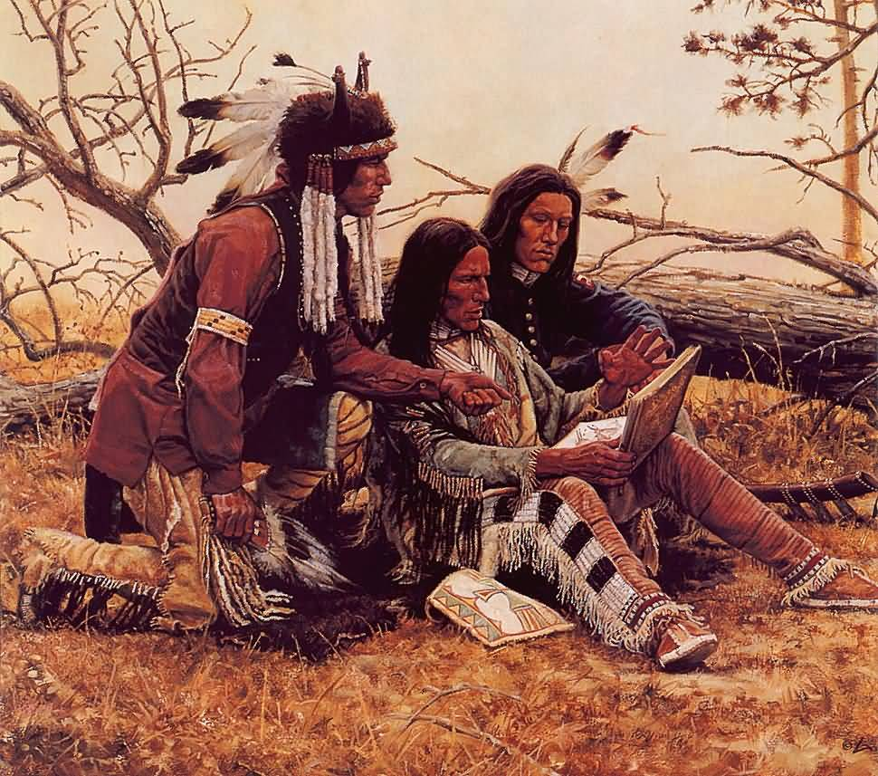 Hearing the Voice of the North American Indian!