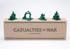 Casulties of War...
