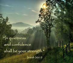 quietness