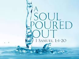 soul poured out