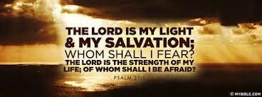 Light and salvation
