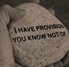 Give us today, our daily Bread!