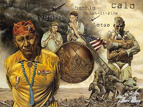 Veterans: Flag Raising Ceremony - July 11th, 1PM Window Rock, AZ