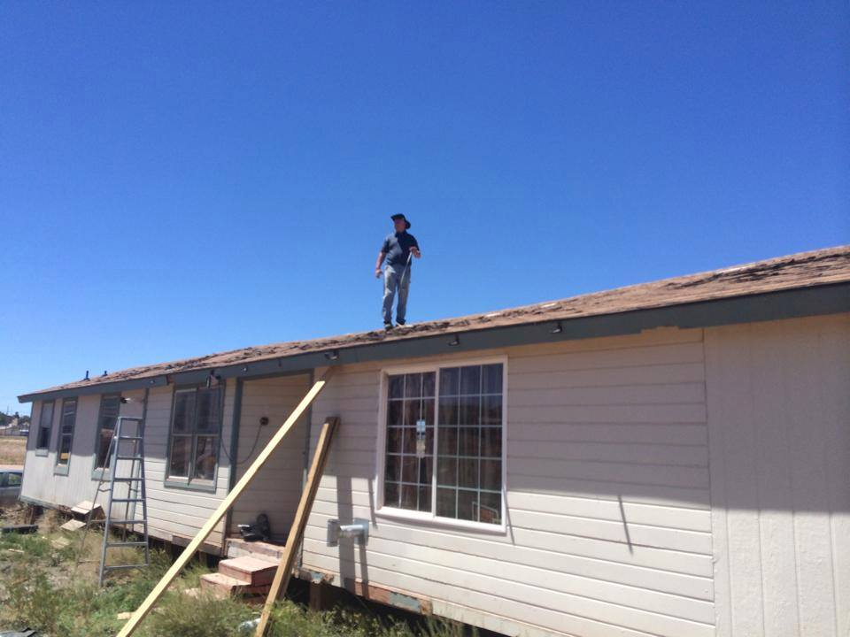 Donation Needed – Roofing Materials for NavajoReservation