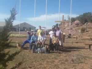 flag poles 12