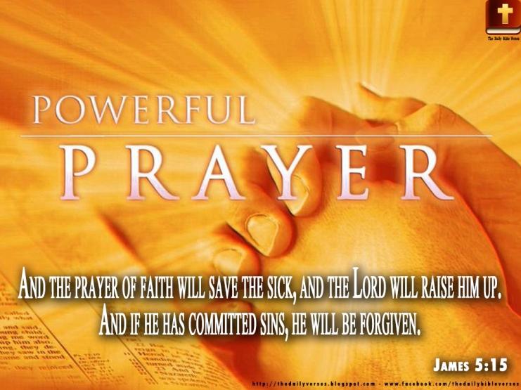 heal James 5-15