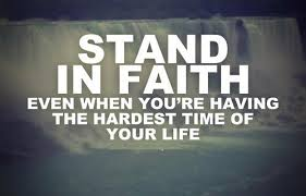 faith stand