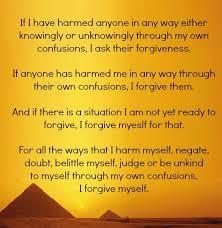 forgive others self