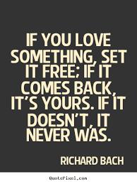 love set it free