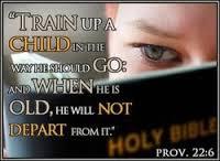 manhood child Bible