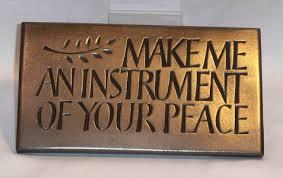 peace instrument