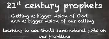 prophecy bigger vision