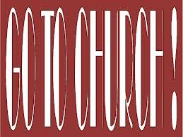 redneck church