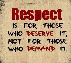 redneck respect