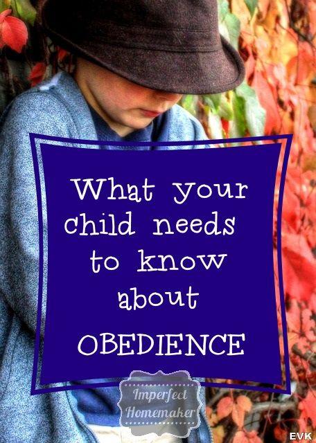 fatherhood obedience