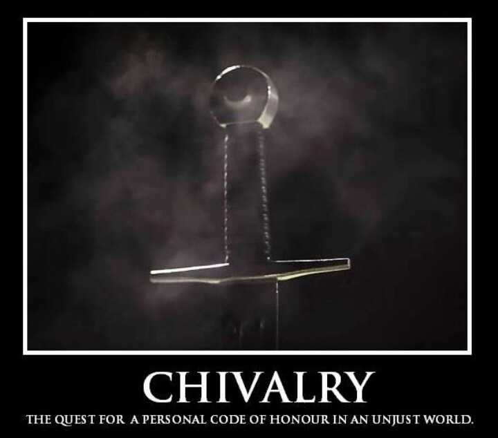 manhood chivarly