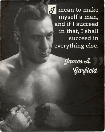 manhood make myself