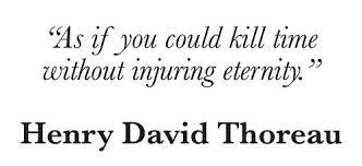time Thoreau