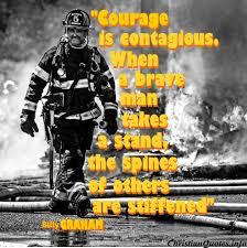 courage fireman