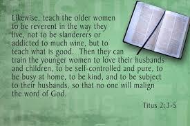 elder women