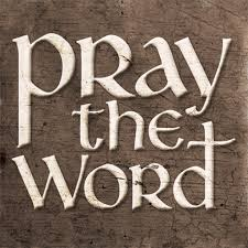 pray the Word