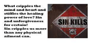 sin kills