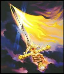 sword flame