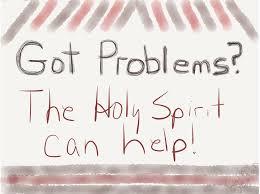 Holy Spirit help