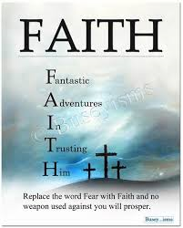 faith fantastic