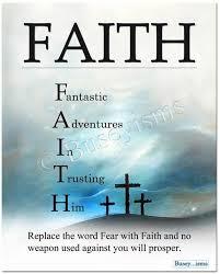 faith fantastic