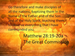 YOUR Great Commission - Embracing YOUR Destiny!