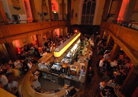 Church Bar Dublin Ireland