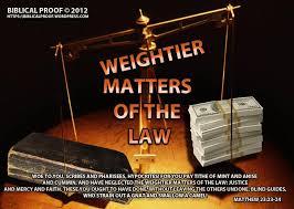 weightier
