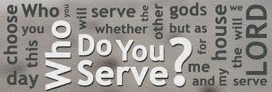 who do you serve