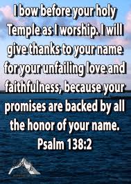 honor of your name