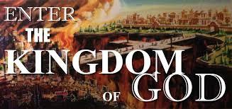 Kingdom enter