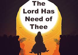 Lord need