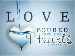 love poured in