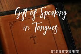 tongues-gift