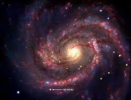 galaxy distant