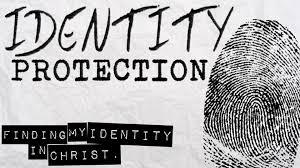 In Christ identity