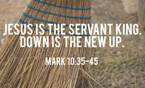 servant king
