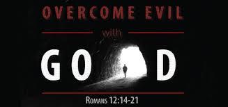 overcome evil cave